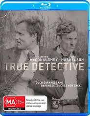 TRUE DETECTIVE SEASON 1 3 DISC BLURAY VG+