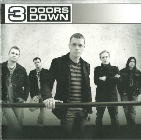 3 DOORS DOWN-3 DOORS DOWN CD VG
