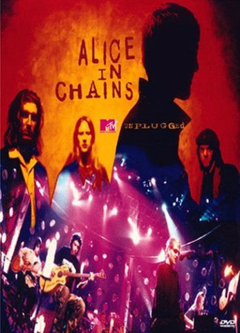 ALICE IN CHAINS-MTV UNPLUGGED DVD G