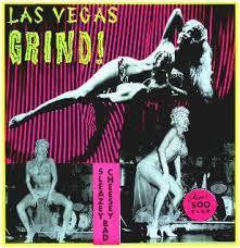 LAS VEGAS GRIND-VARIOUS ARTISTS LP *NEW*