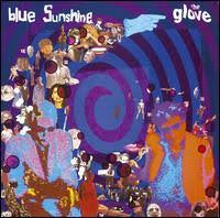 GLOVE THE-BLUE SUNSHINE LP VG+ COVER EX