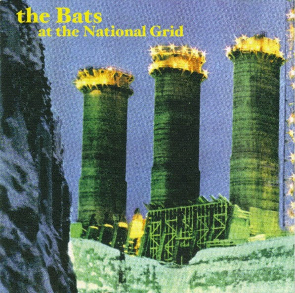 BATS THE-AT THE NATIONAL GRID CD VG