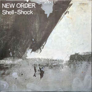 "NEW ORDER-SHELL-SHOCK 12"" NM COVER VG+"