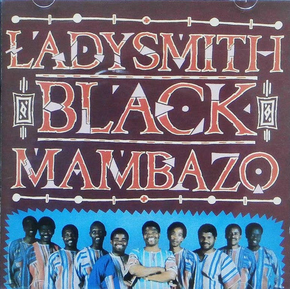 LADYSMITH BLACK MAMBAZO-CLASSIC TRACKS CD VG