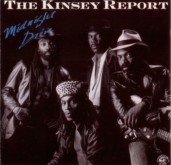 KINSEY REPORT THE-MIDNIGHT DRIVE LP NM COVER EX