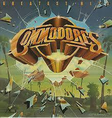 COMMODORES-GREATEST HITS LP EX COVER EX