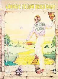 JOHN ELTON-GOODBYE YELLOW BRICK ROAD 4CD 1DVD BOXSET VGPLUS