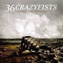 36 CRAZYFISTS-COLLISIONS AND CASTAWAYS CD G