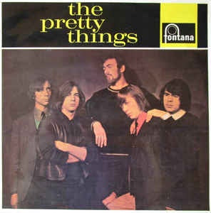 PRETTY THINGS THE-THE PRETTY THINGS LP G COVER G
