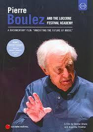BOULEZ PIERRE-INHERITING THE FUTURE OF MUSIC DVD *NEW*