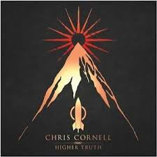 CORNELL CHRIS-HIGHER TRUTH 2LP NM COVER EX