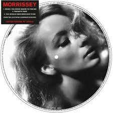 "MORRISSEY-HONEY, YOU KNOW WHERE TO FIND ME PHOTO VINYL 10"" *NEW*"