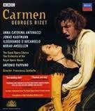 BIZET-CARMEN JONAS KAUFMANN BLURAY *NEW*
