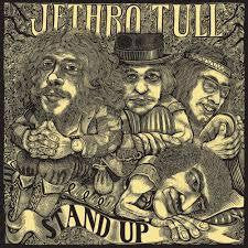 JETHRO TULL-STAND UP 2016 STEVEN WILSON REMIX CD *NEW*