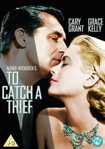 TO CATCH A THIEF REGION TWO DVD VG+