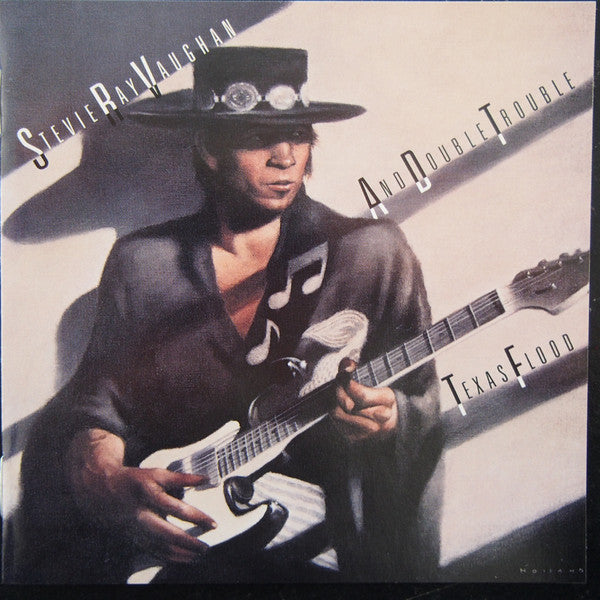 VAUGHAN STEVIE RAY- TEXAS FLOOD CD VG