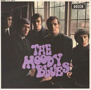 "MOODY BLUES THE-THE MOODY BLUES 7"" EP VG COVER VG"