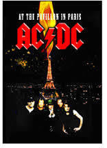 AC/DC-AT THE PAVILION IN PARIS DVD *NEW*