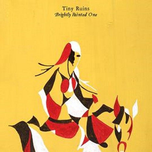 TINY RUINS-BRIGHTLY PAINTED ONE CD VG