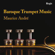 BAROQUE TRUMPET MUSIC *NEW*