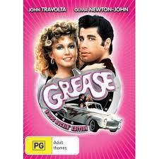 GREASE-2DVD CG