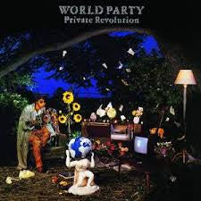 WORLD PARTY-PRIVATE REVOLUTION LP *NEW*