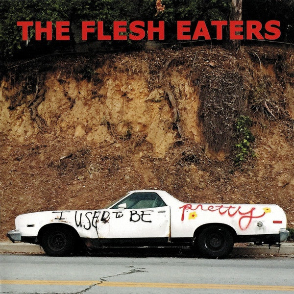 FLESH EATERS THE-I USED TO BE PRETTY CD *NEW*