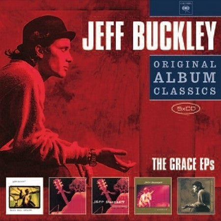 BUCKLEY JEFF-ORIGINAL ALBUM CLASSICS 5CD VG