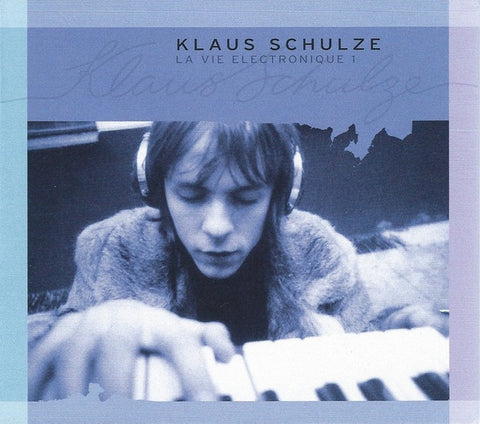 SCHULZE KLAUS-LA VIE ELECTRONIQUE 1 3CD VG