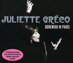 GRECO JULIETTE-BOHEMIAN IN PARIS 2CD *NEW*