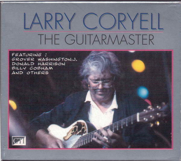 CORYELL LARRY-THE GUITARMASTER 3CD VG