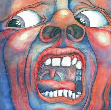 KING CRIMSON-IN THE COURT OF THE CRIMSON KING LP *NEW*