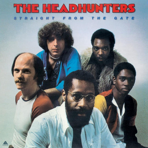 HEADHUNTERS THE-STRAIGHT FROM THE GATE LP *NEW*