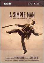 DAVIS CARL-A SIMPLE MAN GILLIAN LYNNE DVD *NEW*