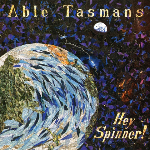 ABLE TASMANS-HEY SPINNER! CD VG+