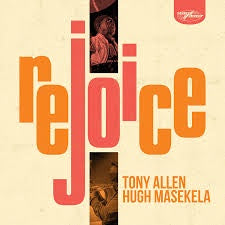ALLEN TONY & HUGH MASEKELA-REJOICE LP *NEW*