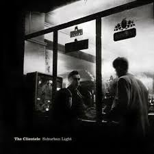CLIENTELE THE-SUBURBAN LIGHT LP+CD EX COVER EX