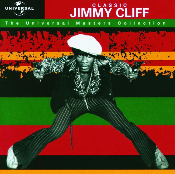 CLIFF JIMMY-CLASSIC JIMMY CLIFF CD VG