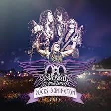 AEROSMITH-ROCK DONINGTON 2014 2CD+DVD *NEW*