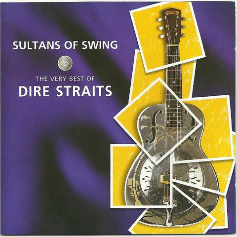DIRE STRAITS-SULTANS OF SWING THE VERY BEST OF CD VG