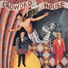 CROWDED HOUSE-CROWDED HOUSE LP VG+ COVER EX