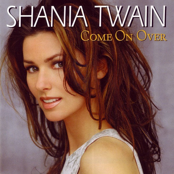 TWAIN SHANIA-COME ON OVER 2CD VG