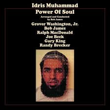 MUHAMMAD IDRIS-POWER OF SOUL LP *NEW*