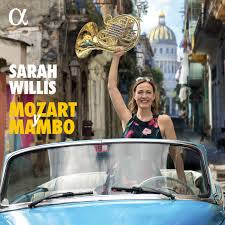 WILLIS SARAH-MOZART Y MAMBO CD *NEW*