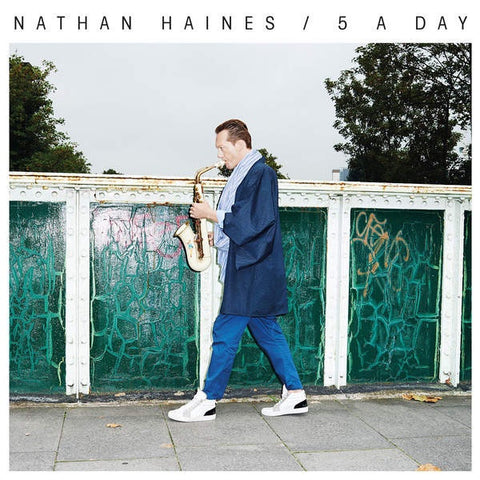 HAINES NATHAN-5 A DAY CD VG