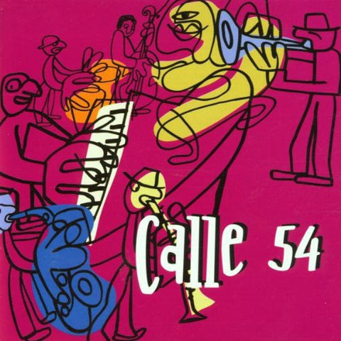 CALLE 54-VARIOUS ARTISTS 2CD VG