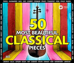 50 MOST BEAUTIFUL CLASSICAL PIECES 3CD *NEW*