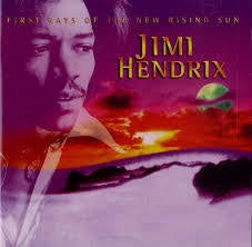 HENDRIX JIMI-FIRST RAYS OF THE NEW RISING SUN. VG+ COVER EX