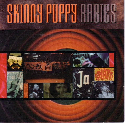 SKINNY PUPPY-RABIES LP *NEW*