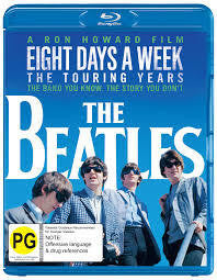 BEATLES THE-EIGHT DAYS A WEEK BLURAY *NEW*